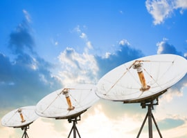 Providing satellite data and imagery services